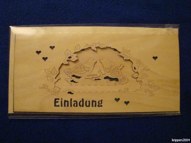 Karten Aus Holz Holzkarten Karten Aus Funier Grußkarten