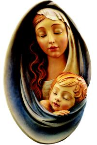 Relief Madonna
